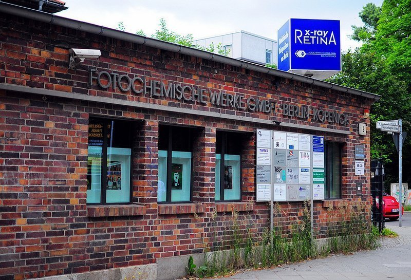 VEB Fotochemische Werke Berlin Koepenick