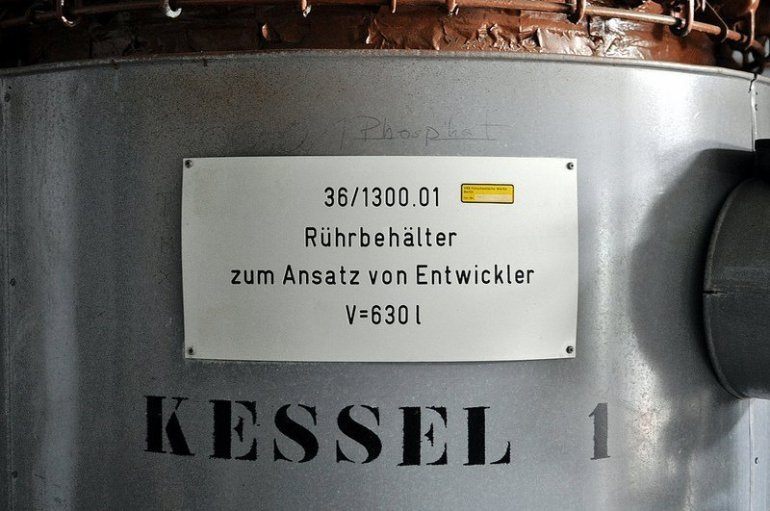 development boiler photo lab berlin