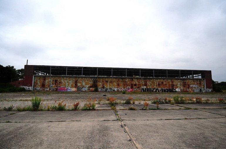 einflughalle heinkel werk oranienburg