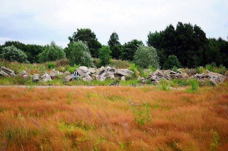flugplatz oranienburg truemmer