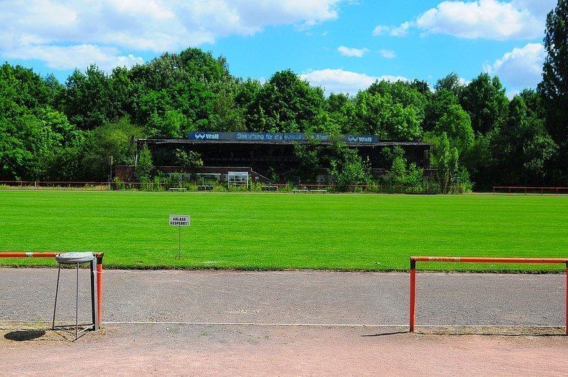 BVB Stadion Berlin Feld