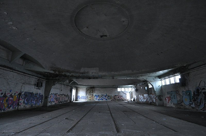 flughalle karlshorst berlin