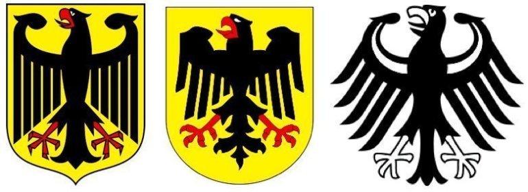 deutscher bundesadler 1950
