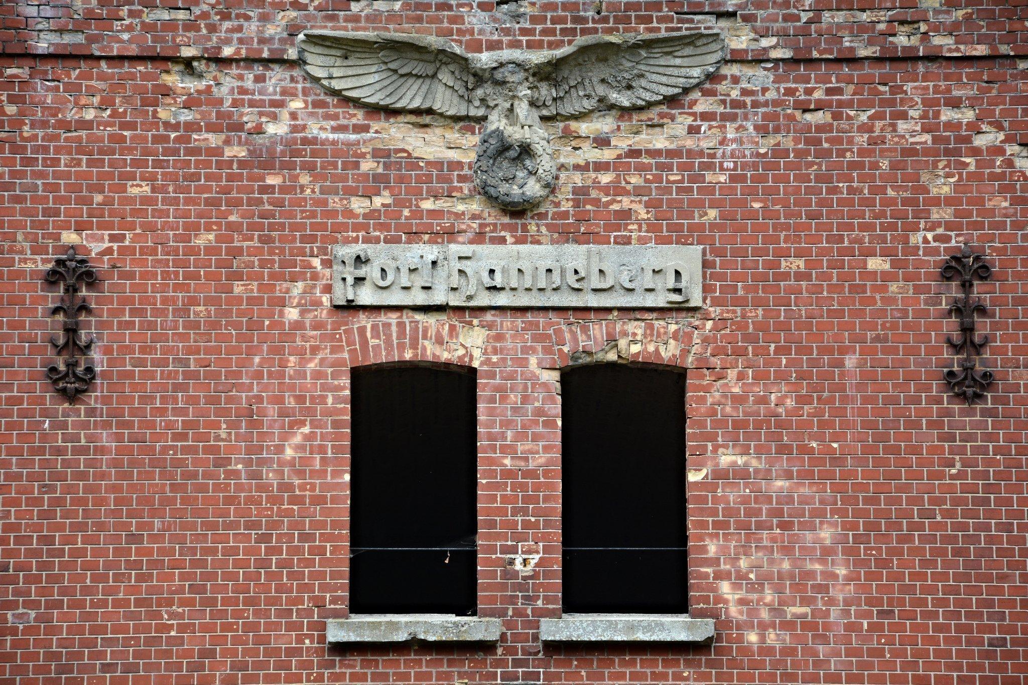 nazi wehrmachtsadler fort haneberg reichsadler berlin