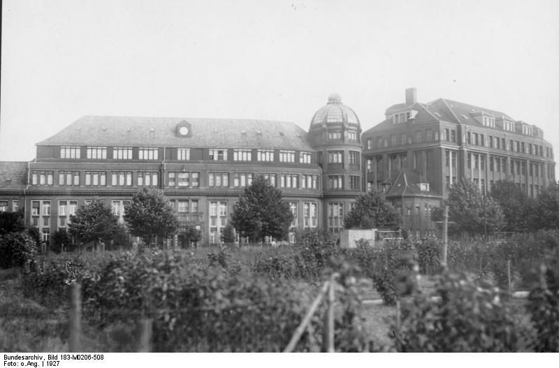 Riebenwerk (Niles-Werke) in Berlin-Weißensee stern radio berlin