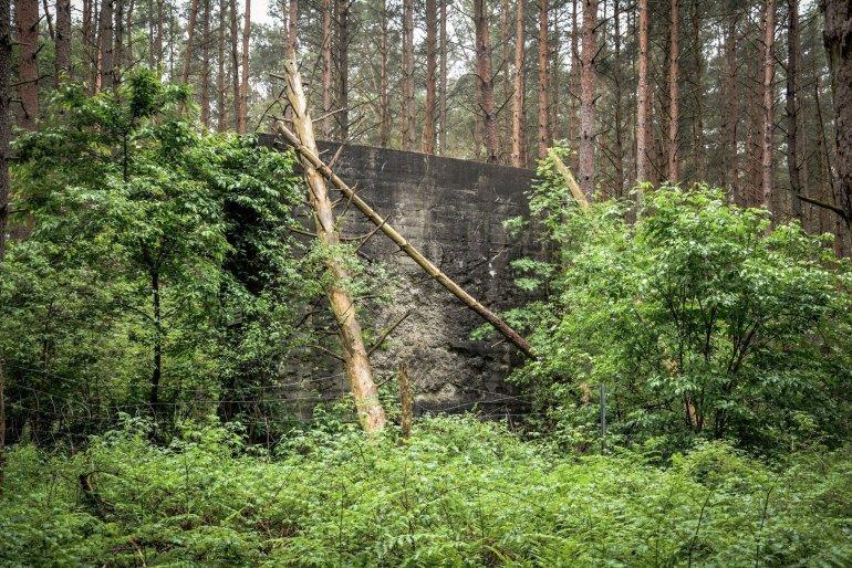 panzerplatte sprengung seite weisse haeuser rechlin mecklenburg urbex lost places