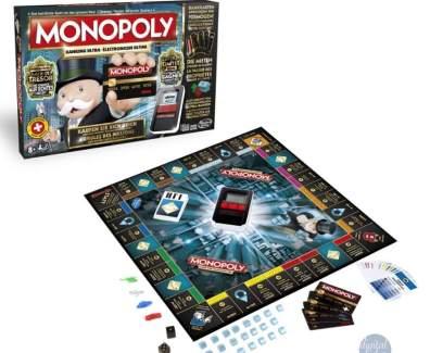 Mietpreis wird zum Glücksspiel beim neuen Monopoly Banking Ultra