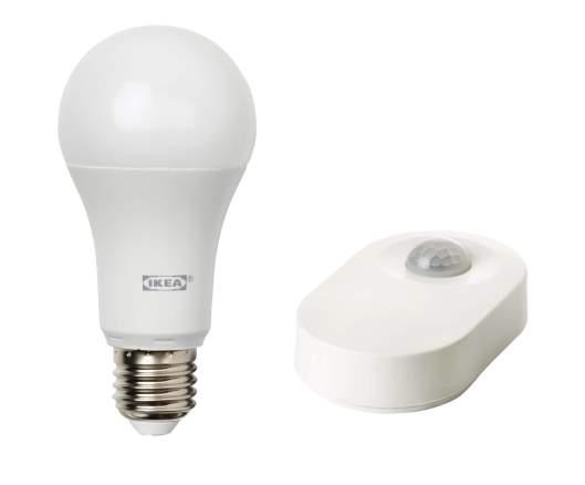 LED Lampe und Bewegungsmelder