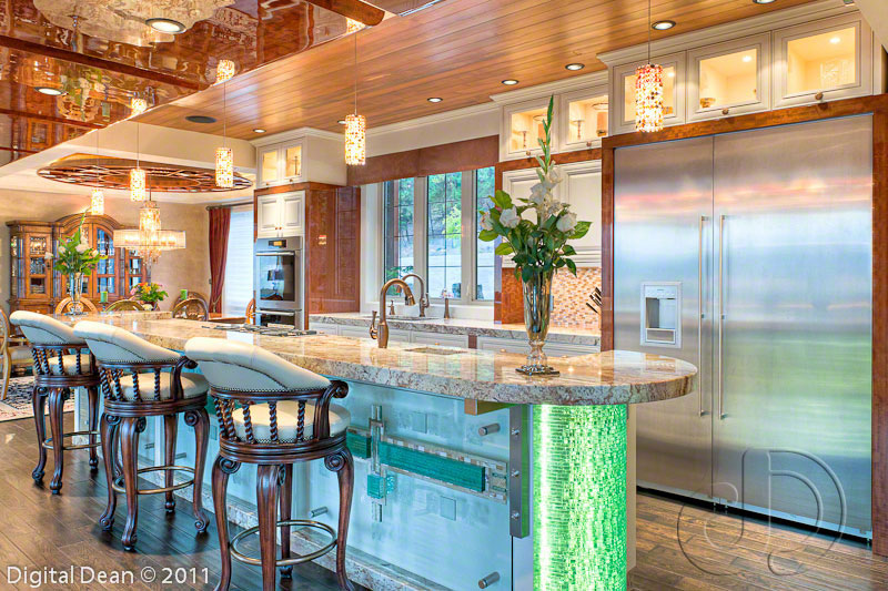 Commercial Photography - Kitchen Reno