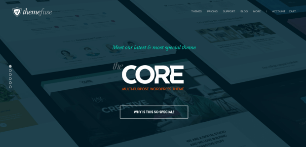 THEMEFUSE WORDPRESS THEME REJI STEPHENSON