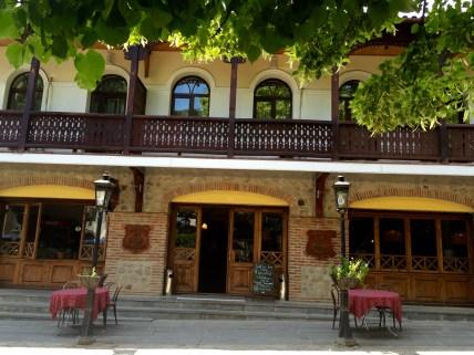 जॉर्जियातलं वाइन अँड डाइन रेस्टॉरंट