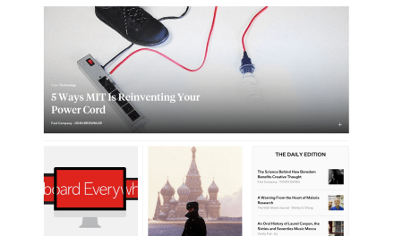 Flipboard Comes to the Web