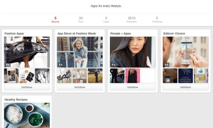 Pin & download Apple Apps with Pinterest