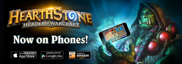 Overview: Hearthstone for iPhone