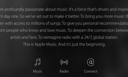 My Thoughts on Apple Music. The Good, Bad, and the Ugly.