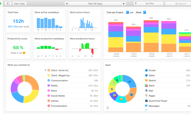 SPONSOR: Time Tracking for the Mac Made Easy