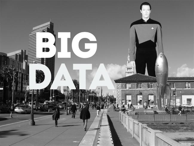 Using big data to craft big stories