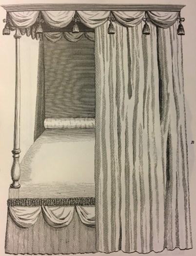 1791 bed design
