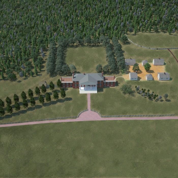 Montpelier Digital Restoration Project
