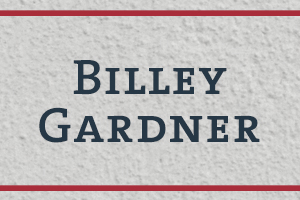 The Naming Project: William (Billey) Gardner
