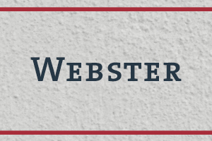 The Naming Project: Webster