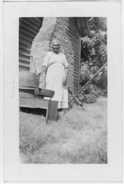 Katie Darling, ex-slave, Marshall.