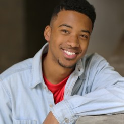 Actor and singer Algee Smith