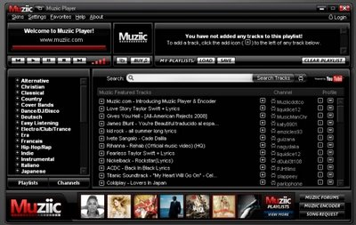YouTube' dan muzik dinle