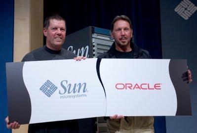 Oracle Sun Microsystems i satın alıyor