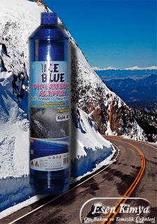 Soğuk hava için Cam suyu antifrizi