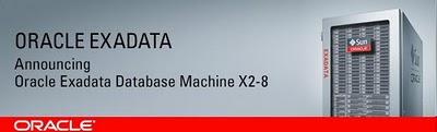 Oracle Exadata X2-8 tanışın