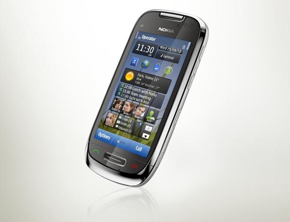 Nokia C7 ve özellikleri