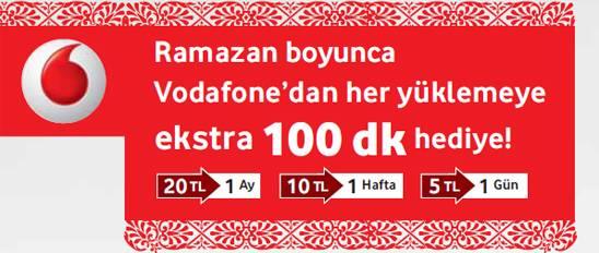 Turkcell Avea Vodafone Ramazan kampanyaları