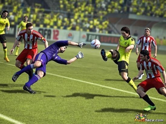 Fifa 2013 den özellikler