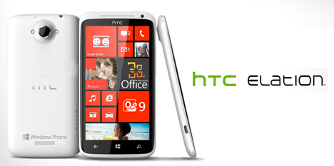Windows Phone 8 li HTC Elation