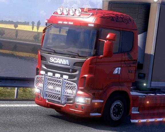 Euro Truck 2 oyun modları