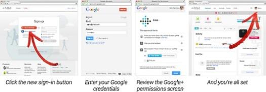google-baglantisi-singin