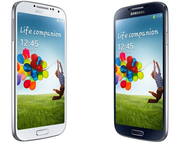 Samsung Galaxy S4 testi