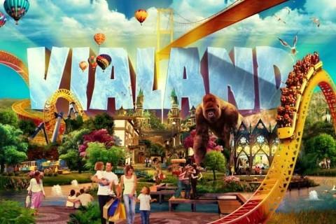Vialand eğlence parkı