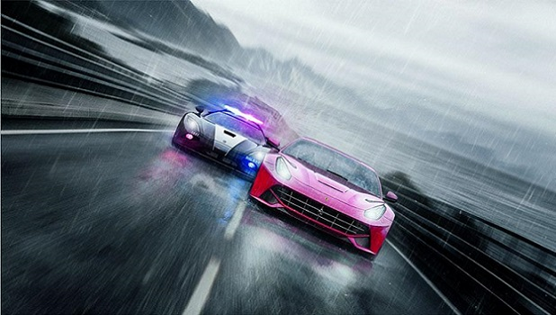 Need For Speed yeni serisi Rivals