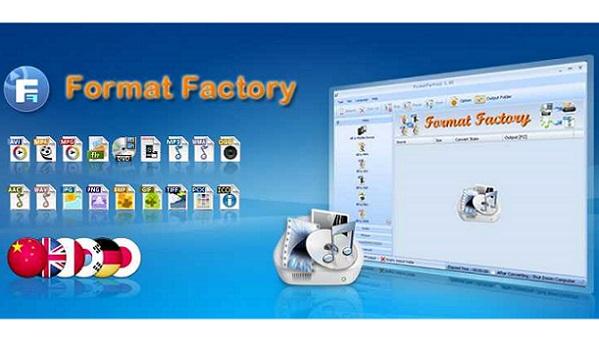 Format factory nedir ve özellikleri