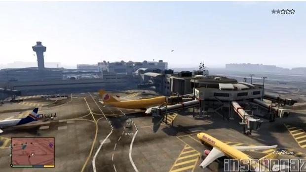 GTA 5 oyunundan videolar