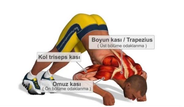 Vücut geliştiren uygulamaları