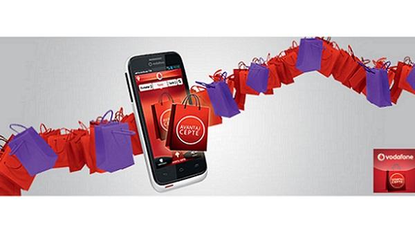 Vodafone sürpriz hediye kampanyası
