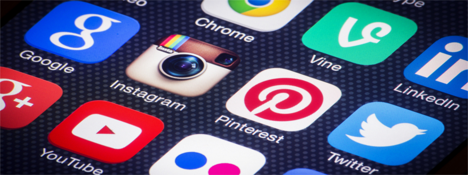 bigstock Social media icons on smartpho 60749672