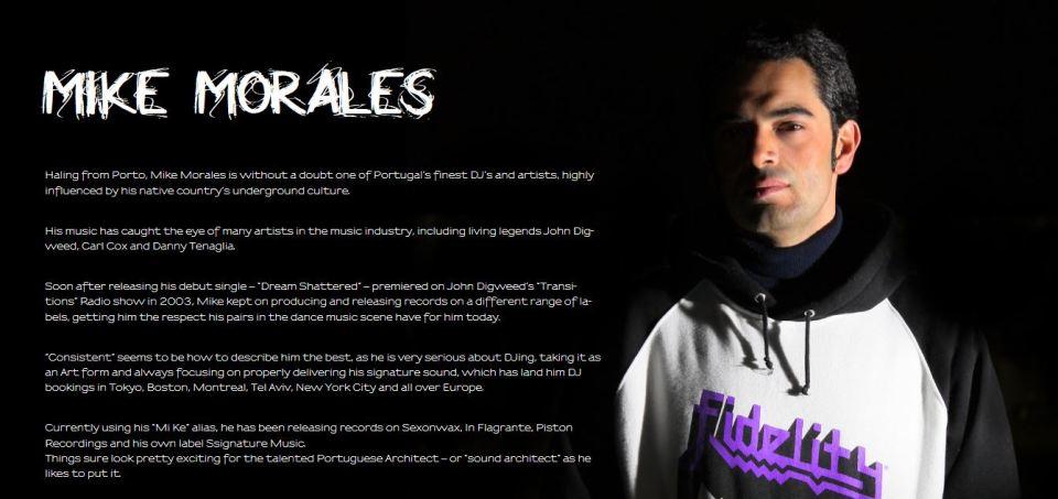 Mike Morales
