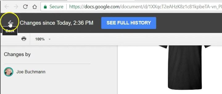 Google Docs Recent Revisions - 04