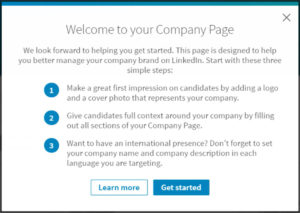 LinkedIn Company Profile Page-05-Confirmation