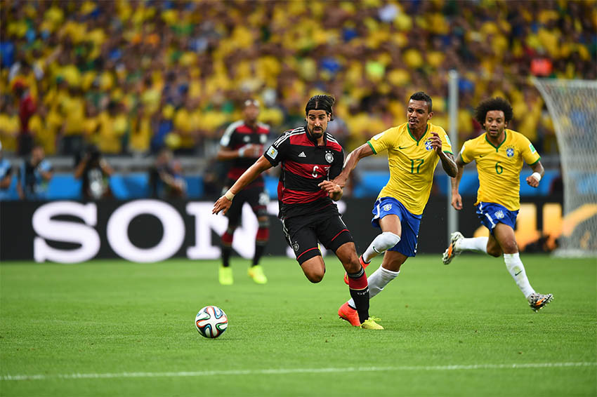 deutschland brasilien halbfinale