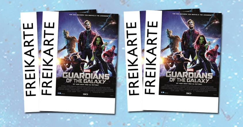 Freikarten Guardians IMAX